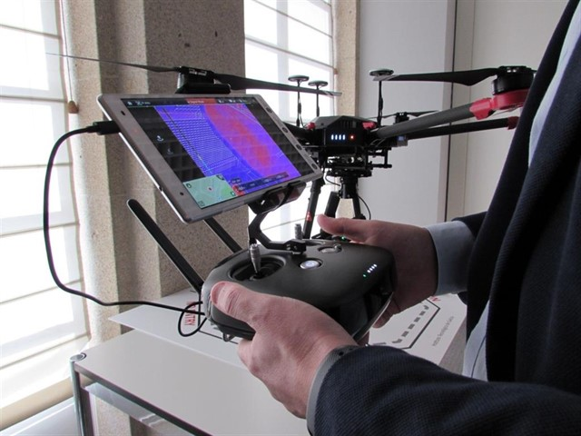 Technology for the civil use of Drones / UAV / RPA « ITG – Instituto
