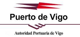 Resultado de imagen de autoridad portuaria de vigo